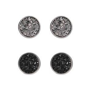 5/$12 💞 2 pair Druzy Style Post Earrings